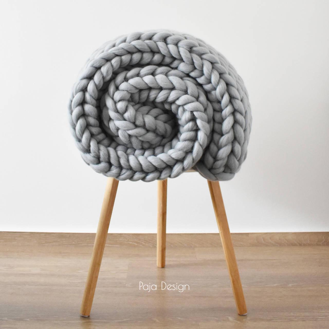 Merino deka 120x150 cm - vlna standard