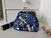 Peňaženky - Lišák astronom - taštička - 13759292_