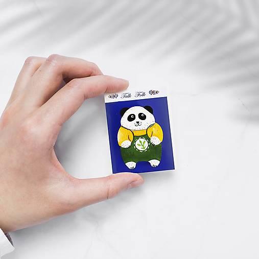 Brošnička - Panda (Záhradník)