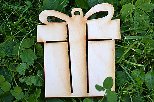 Set vianočné ozdoby klassic v krabičke