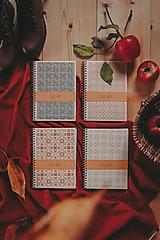 Papiernictvo - Jesenné zápisníky III. - 13764235_