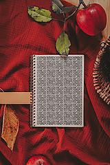Papiernictvo - Jesenné zápisníky III. - 13764251_