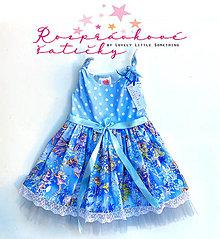 Detské oblečenie - Vílové modrásky - 13774063_
