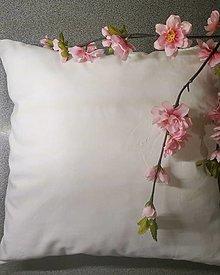 Úžitkový textil - Výplňový vankúšik (len k mojim výrobkom) (40x40) - 13776998_