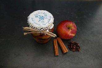 Potraviny - domáci pečený čaj jablkový 2021 - 13777954_