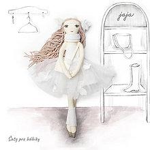 Hračky - Šaty pre bábiky - 13779534_