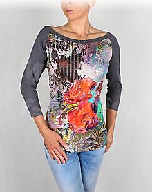 Topy, tričká, tielka - Triko vz.295 - 13780363_