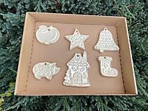 Dekorácie - Vianoce- ozdoba trochu inak - 13783560_