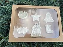 Dekorácie - Vianoce- ozdoba trochu inak - 13783561_