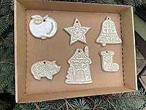 Dekorácie - Vianoce- ozdoba trochu inak - 13783565_
