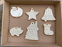 Dekorácie - Vianoce- ozdoba trochu inak - 13783574_