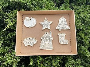 Dekorácie - Vianoce- ozdoba trochu inak - 13783568_