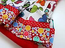 Hračky - Maňuška princezná (v motýlikovej sukienke) - 13782318_