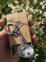 Kľúčenky - Ježko kľúčenka  - 13780549_