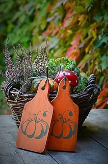 Dekorácie - Jesenné minilopáriky - 13786321_