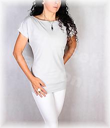 Topy, tričká, tielka - Triko vz.631(více barev) - 13787660_