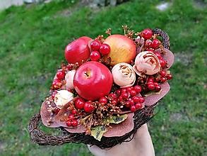 Dekorácie - Jesenná dekorácia - 13787786_