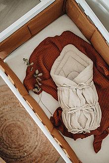 Textil - ZAVINOVAČKA s 3 mašľami - 13788921_