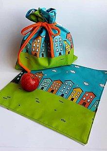 Úžitkový textil - Desiatový set - 13791297_