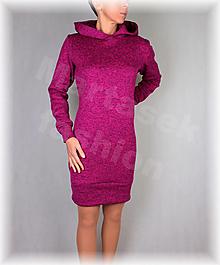 Šaty - Šaty-krásně hřejivý úplet(více barev) - 13793926_
