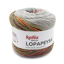 Galantéria - KATIA Lopapeysa (70% merino vlna, 30% akryl) návin 400g=960m - 13794491_