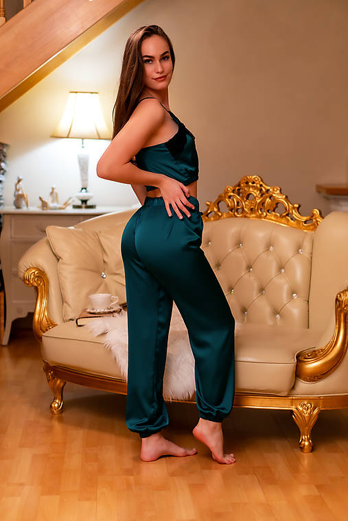 Pyžamové nohavice LUCY