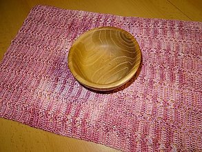 Úžitkový textil - Háčkovaná dečka obdĺžníková 3 - 13796285_