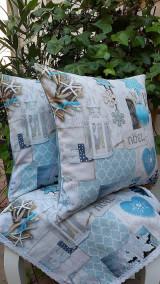 Úžitkový textil - Obliečky na vankúše s vianočným motívom - 13800293_