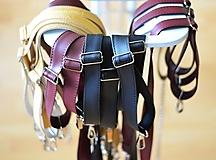 Iné tašky - Popruh ku kabelke (3 cm) Farba na želanie - 13799934_
