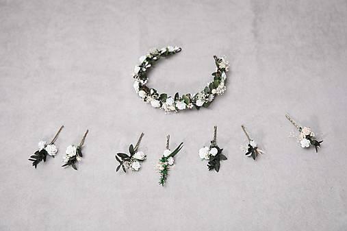 """Kvetinová vlásenka """"súzvuk duší"""""""