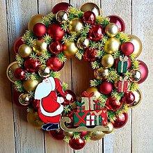 Dekorácie - Rozprávkové vianoce 46 cm - 13797694_
