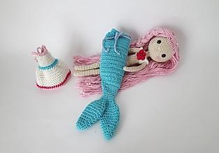 Hračky - Morská panna - 13804308_