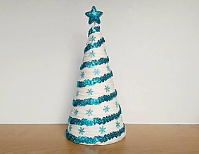 Dekorácie - Vianočný stromček❄️ - 13804714_