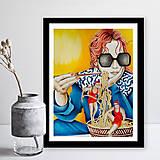 Obrazy - Little sugar in my bowl - obraz - 13805054_