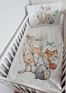 Textil - Detská deka a vankúšik - 13808071_
