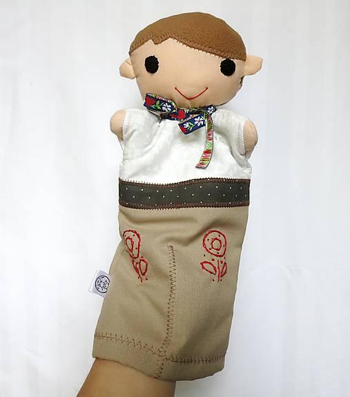 Maňuška folk chlapec (Ondrej)