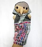 Hračky - Maňuška ježibaba (Ježibaba od Sivohmlovej lúky) - 13814711_