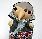 Hračky - Maňuška ježibaba (Ježibaba od Sivohmlovej lúky) - 13814712_