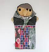 Hračky - Maňuška ježibaba (Ježibaba od Sivohmlovej lúky) - 13814715_