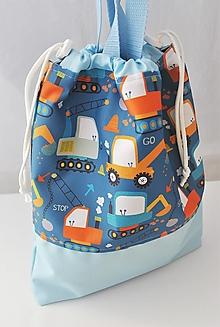 Detské tašky - Nepremokavá taška detská BAGER - 13816859_