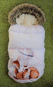 Textil - Fusak Srnky - 13816415_