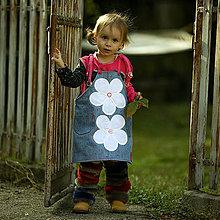 Detské oblečenie - Origo šatičky mini Kvety - 13816489_