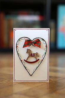 Papiernictvo - Pohľadnica Nostalgické Vianoce III - 13815056_