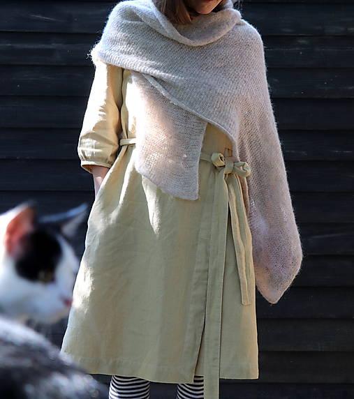 Šaty - zavinovací - 13817036_