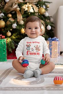 Tričká - Body - Spoločné Vianoce - 13817906_