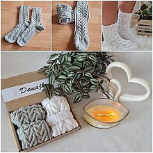 Obuv - ponožky - 13817089_