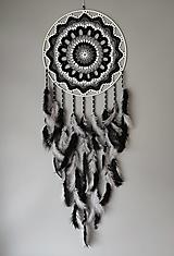 Dekorácie - Lapač snov 40 x 120 cm - 13819095_