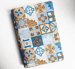 Papiernictvo - Obal na knihu nastaviteľný - Ornament - 13821713_