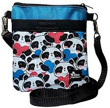 Iné tašky - Taška crossbody Panda - 13822778_