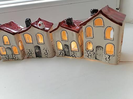 keramika domčeky...
